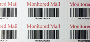 Monitored Mail