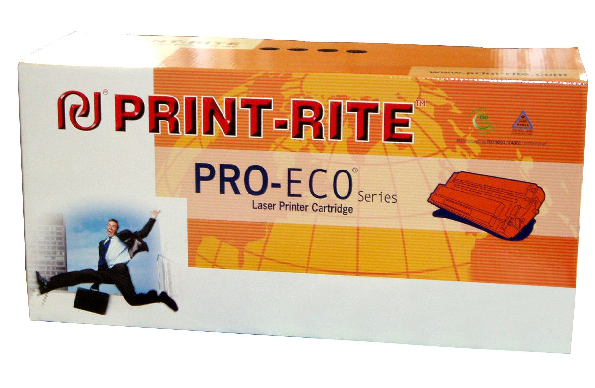 Print Right 2 x  OKI C5850/C5950/MFC560 - HIGH YIELD Series Yellow Toners